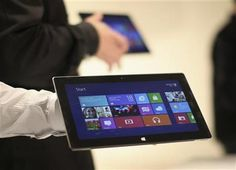 Microsoft's Surface Tablet, It's Finally Here