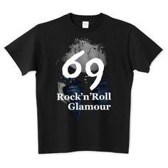 ROCK GLAMOUR | デザインTシャツ通販 T-SHIRTS TRINITY(Tシャツトリニティ)
