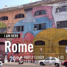 Ostiense, the cool neighborhood in Rome ! Learn. Live. Love. Rome. With www.afriendinrome.it