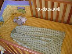 DIY Baby Sleeping Bag : DIY Baby Sleeping Bag