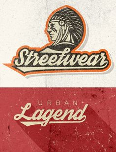 Streetwear is a bold and stylish retro-inspired script typeface suitable for logos and posters.
