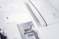 ABA by Acmé , via Behance