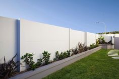 Have a question, need advice or after a quick quote? We service residential, commercial, industrial & civil projects Australia wide; contact us today! House Fence Design, Exterior Wall Design, Modern Fence Design, Front Yard Design, Entrance Design, Gate Design, House Landscape, Landscape Design, Philippines House Design