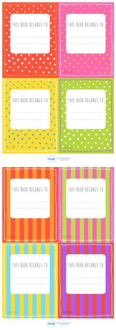 Free printable patriotic name tags. The template can also ...