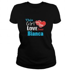 Cool  Happy Valentines Day  Keep Calm and Love Bianca T shirts