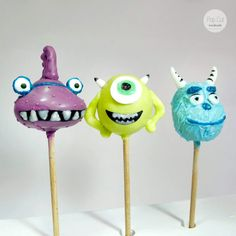 Cake Pops Monster AG