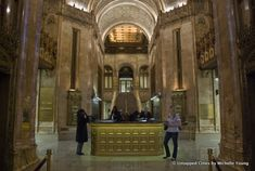 Great news for architecture buffs! From now through September, you can now access the famously closed-off lobby of the Woolworth Building. Originally, tours were only available for special events or exhibits. (We managed to get one with the Skyscraper Museum.) But in celebration of the buildings centennial, anyone can see the lobby of the National [...]