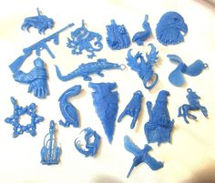 Jewelry Molds 67711: 19 Wax Patterns For Lost Wax Casting / #3 BUY IT NOW ONLY: $44.75