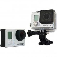 $389 The Camera Box -  GoPro Hero3+ Plus Black Edition Adventure 1080P HD Camcorder w/ Wi-Fi CHDHX-302