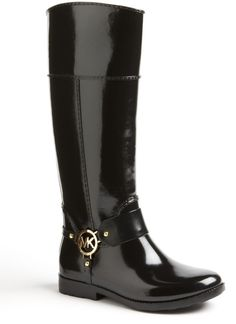 c2b18e957669 Got this  Michael Kors Fulton Harness Rain Boots