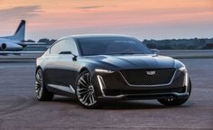 Cadillac Escala Concept Revealed! (And Itll Play Beyond Pebble Beach)