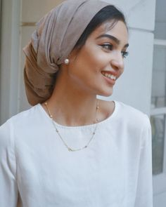 likes, 37 comments … – Hijab Fashion Turban Hijab, Turban Mode, Turban Outfit, Hijab Style Tutorial, Turban Tutorial, Head Scarf Styles, Hijab Chic, Beautiful Hijab, Muslim Fashion
