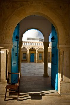 Architecture, Tunisie, Monastir by bouzgarrou Mongi, via Behance