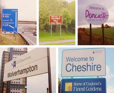 I think it's funny that the Doncaster sign in so girly... it could be the reason why he is the way he is. Haha. xx c: