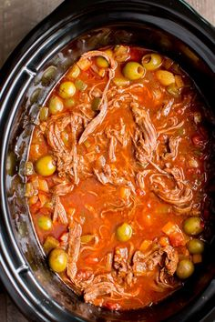 Cooker Ropa Vieja (Cuban Beef) Slow Cooker Ropa Vieja (Cuban Beef) - The Magical Slow Cooker Slow Cooker Keto Recipes, Crock Pot Slow Cooker, Crock Pot Cooking, Crockpot Recipes, Cooking Recipes, Healthy Recipes, Roast Recipes, Dinner Crockpot, Freezer Recipes