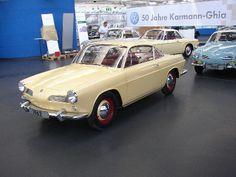 VW Karmann Ghia 1962