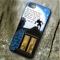 Disney Peter Pan Quotes Silhouette - iny for Iphone 6 and Iphone 6s Case. PRICE WON'T LIE, Our case price is representing the quality, don't compare our case with another low quality case that have a very cheap price.We have the BEST QUALITY HANDMADE CASES with clear image print in affordable price.Easy access to all ports, control sensors easily, and very comfortable to carry. Available Materials are PLASTIC and RUBBER ... Available Colors are BLACK and WHITE. Made and Ship from…