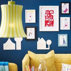 Pronto a decorar. #molduras #quadros #decoração #IKEAPortugal