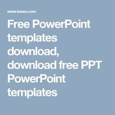 Brain power powerpoint template is a free presentation background free powerpoint templates download download free ppt powerpoint templates toneelgroepblik Choice Image