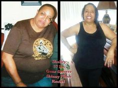"Shelley's update!! WTG!!!! Her smile just say's it all, so happy for her :)  Order your Skinny Fiber- www.skinnymizfitz.sbcnewresolution.com  ""I was a person who was thin all of her life. I lived a life where I could eat anything and never got over a size 4. I had my daughter at 28 and lost that weight, back to a size 4 in 6 weeks! Then I developed Fibroid Tumors. I started gaining weight from them and the medications that were supposed to heal them. At 37, I was an 11! I thought I was hugh…"