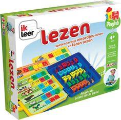 Ik Leer Lezen is de ideale manier op spelenderwijs te leren lezen!