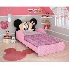 6f215f7d13 A Mini Cama Infantil Minnie Disney foi desenvolvida especialmente para  trazer mais alegria e diversão para
