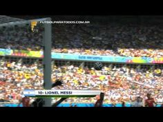 """Love """"Fútbol"""" as much as we do? We wish life had a Rewind-the-Weekend button! We're into the last 16!!!! after a richly entertaining struggle between a brave team. Check out the sensational goal of Leo Messi against Iran. #ARGvsIRN"""