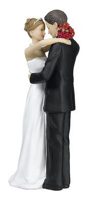 Simply elegant bride and groom wedding cake topper. Country cowboy groom and cowgirl bride wedding cake topper. Follow Us: www.jevelweddingplanning.com www.facebook.com/jevelweddingplanning/ https://plus.google.com/u/0/105109573846210973606/ www.twitter.com/jevelwedding/