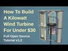 windtrap - a new wind turbine - YouTube