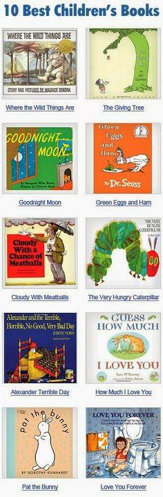 ten best children's books