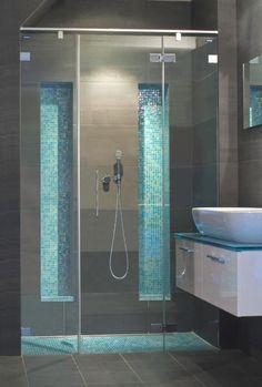 Fuktspärrade väggar med kakel från Aqua Royal