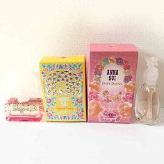メルカリ商品: ミニ香水★ANNA SUI 2点セット(新品) #メルカリ