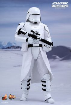 Hot Toys : Star Wars: The Force Awakens - First Order Snowtrooper 1/6th scale Collectible Figure