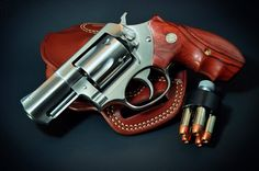 Revolver product shot. Ruger SP101 chambered in .357 Magnum.