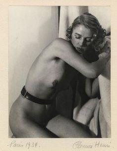 Florence Henri. Honor  1934.