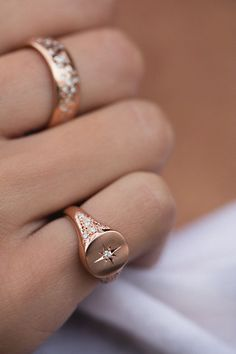 RINGS – Luna Skye by Samantha Conn