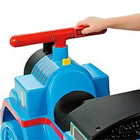 Video review for Power Wheels Fisher-Price Thomas the Train 6 Volt Ride On showcasing product features and benefits