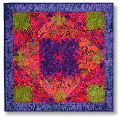 Rita Hutchens - quilt artist