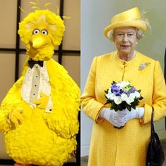 The Queen - nailed it