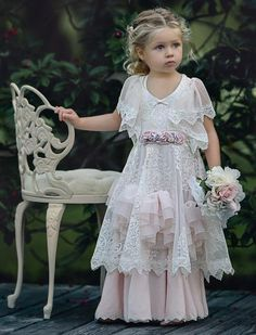 LOVER OF LACE DRESS