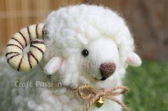 aguja sentía ovejas rem