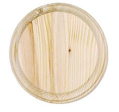 Darice 9179-57 Wooden Round Plaque, 4-Inch - This wooden round plaque is best for woodenburning and woodencarving. This plaque also make great bases for lamps and trophies. This product weighs 0.12-pounds. Measures 4-inch length by 0.70-inch width by 4-inch height.