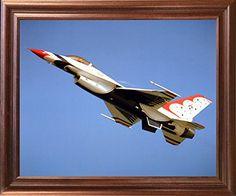 Thunderbird Airplane Aviation Wall Mahogany Framed Pictur... https://www.amazon.com/dp/B01JRHP0VA/ref=cm_sw_r_pi_dp_x_lrmuzbVKEBSD8