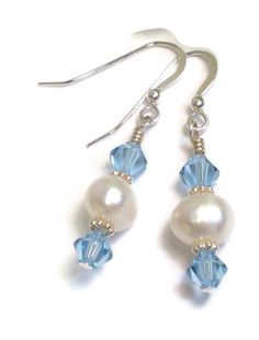 Hey, I found this really awesome Etsy listing at https://www.etsy.com/listing/45296946/march-birthstone-earrings-pearl-and