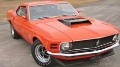 1970 Ford Mustang Boss 429 fastback 2015 Scottsdale sale