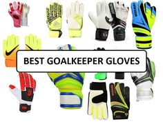 This buying guide will help you find the best and most perfect-fitting pair of goalkeeper's gloves with recommended high-quality brands to choose from. Keeper Gloves, Soccer Equipment, Play Soccer, Goalkeeper, Goals, Fitness, Check, Football Equipment, Soccer Outfits