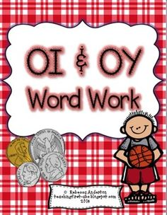 OI and OY Word Work$