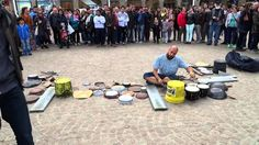 Top 7 Amazing Street Drummers In the World
