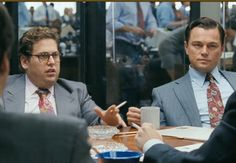 The Wolf of Wall Street Stars PICTURES PHOTOS and IMAGES