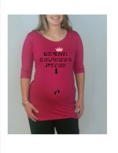 Maternity+shirt+This+queen+is+expecting+a+by+DJammarMaternity,+$24.99